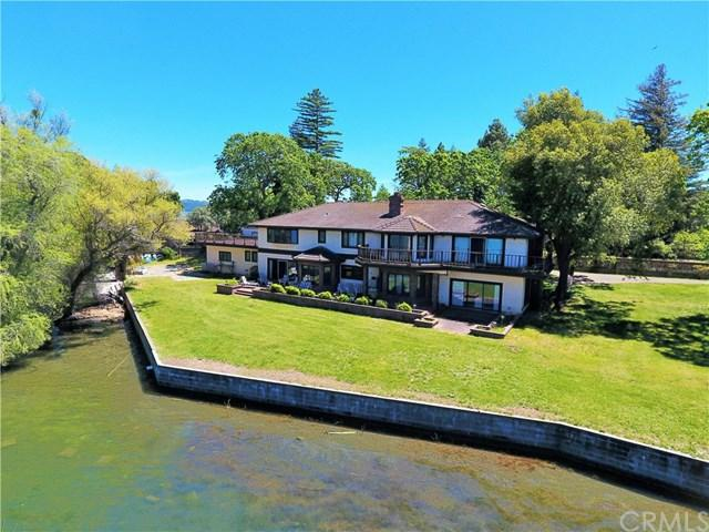 8266 Peninsula Drive, Kelseyville, CA 95451 (#LC19143982) :: The Laffins Real Estate Team