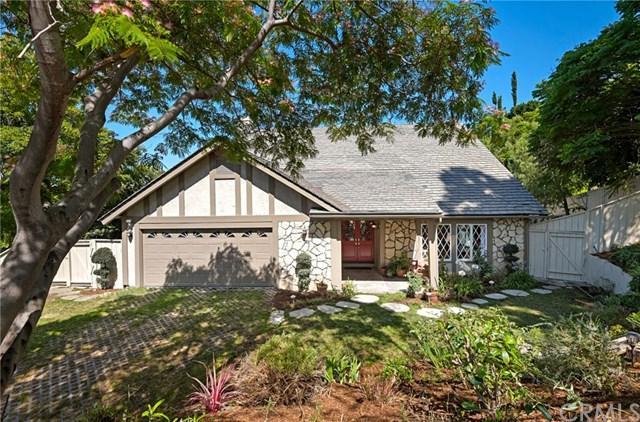 12939 Villa Rose Drive, North Tustin, CA 92705 (#OC19155439) :: Fred Sed Group