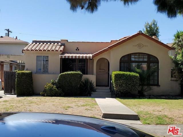 2129 Alsace Avenue, Los Angeles (City), CA 90016 (#19483738) :: J1 Realty Group
