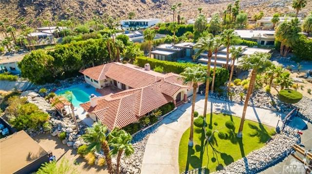 1033 W Chino Canyon Road, Palm Springs, CA 92262 (#219018307DA) :: The Alvarado Brothers