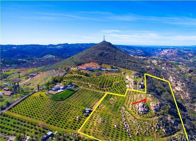 0 Sierra Rojo Lane, Valley Center, CA 92082 (#SW19155764) :: Allison James Estates and Homes
