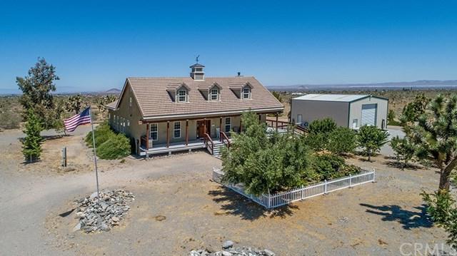 11726 Silver Rock Road, Pinon Hills, CA 92372 (#IV19139385) :: Provident Real Estate