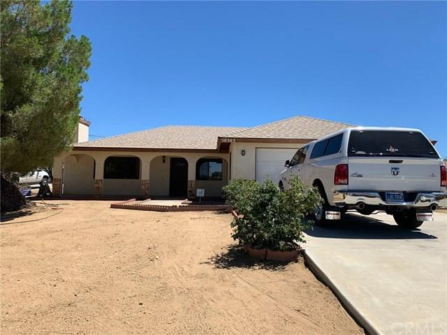 58363 Desert Gold Drive, Yucca Valley, CA 92284 (#JT19156440) :: J1 Realty Group
