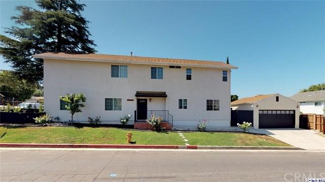 10863 Mather Ave, Sunland, CA 91040 (#319002625) :: The Brad Korb Real Estate Group