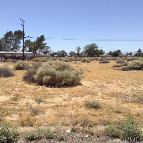 0 Flint St, North Edwards, CA  (#CV19156585) :: J1 Realty Group