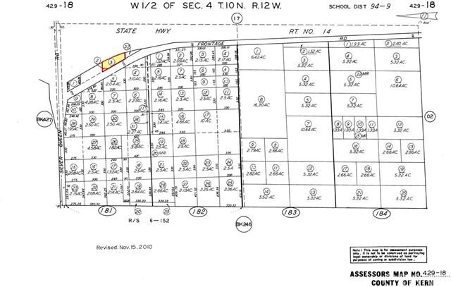 40712-Sq. ft. On Hwy. 14 And Silver Queen Road - Photo 1