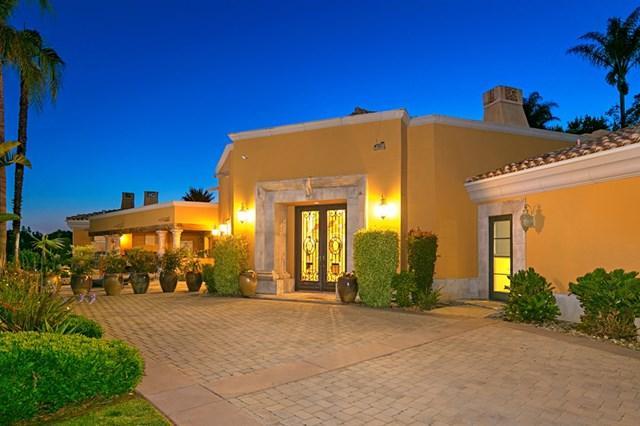 14808 Las Mananas, Rancho Santa Fe, CA 92067 (#190036809) :: Abola Real Estate Group