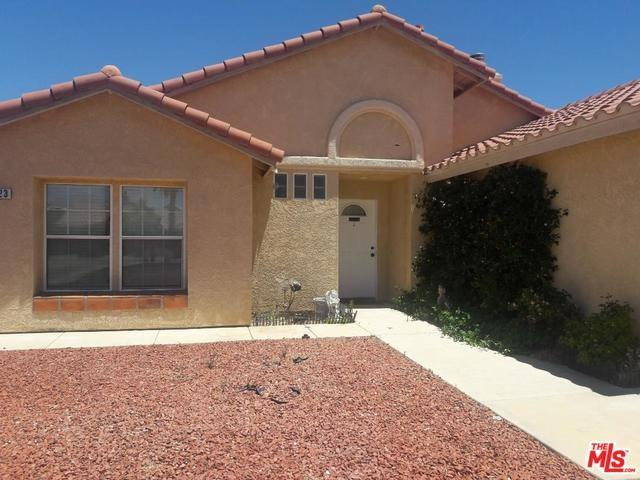8523 Barberry Avenue, Yucca Valley, CA 92284 (#19485176) :: RE/MAX Masters