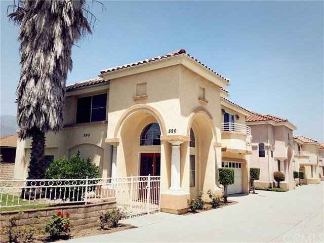 590 S 3rd Avenue A, Arcadia, CA 91006 (#TR19158546) :: Fred Sed Group