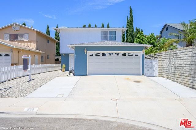 945 E Meadbrook Street, Carson, CA 90746 (#19485250) :: Bob Kelly Team