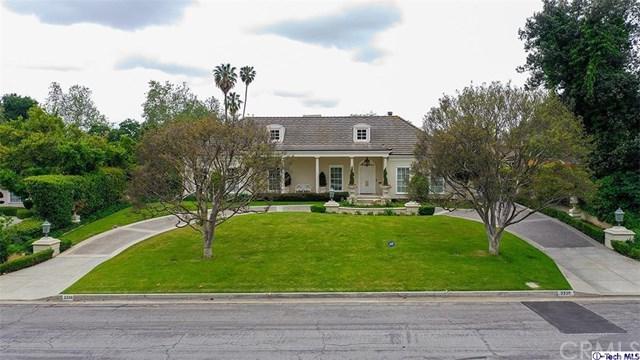 2350 Robles Ave Avenue, San Marino, CA 91108 (#319002648) :: Z Team OC Real Estate