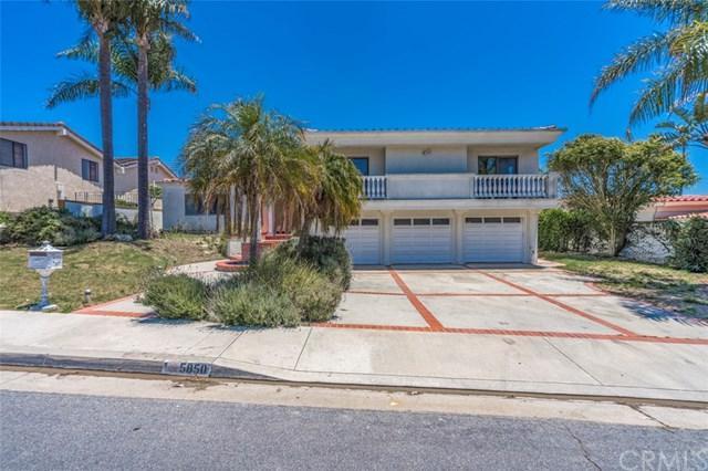 5850 Ocean Terrace Drive, Rancho Palos Verdes, CA 90275 (#PW19158957) :: Fred Sed Group