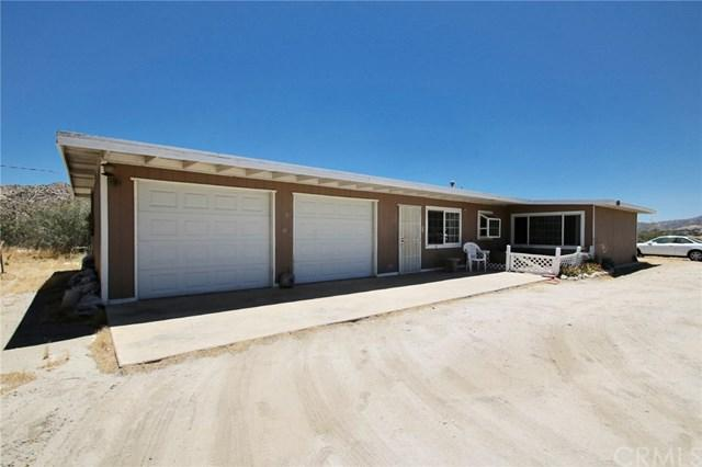 50457 Twentynine Palms, Morongo Valley, CA 92256 (#JT19159132) :: Fred Sed Group