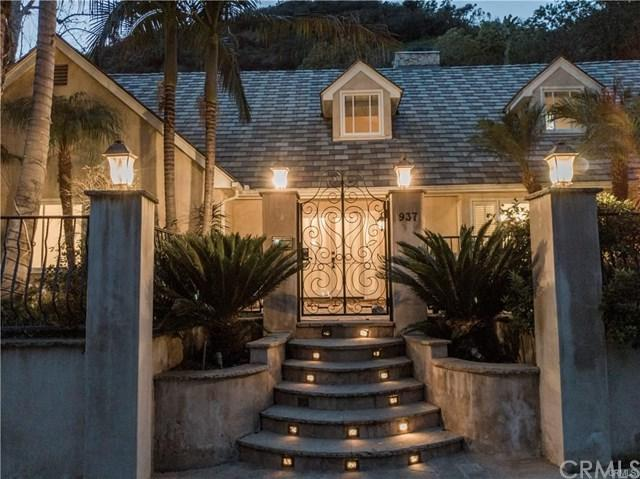 937 Chantilly Road, Bel Air, CA 90077 (#LG19159204) :: Powerhouse Real Estate