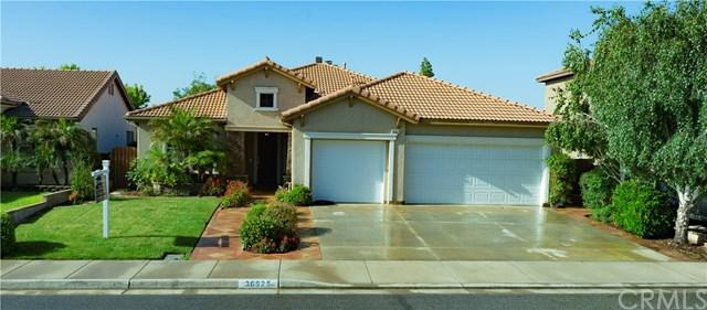 36625 Chantecler Road, Winchester, CA 92596 (#SW19159054) :: Team Tami