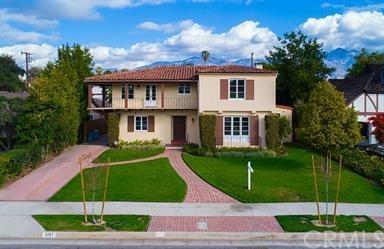 2157 Homet, San Marino, CA 91108 (#AR19159550) :: Z Team OC Real Estate