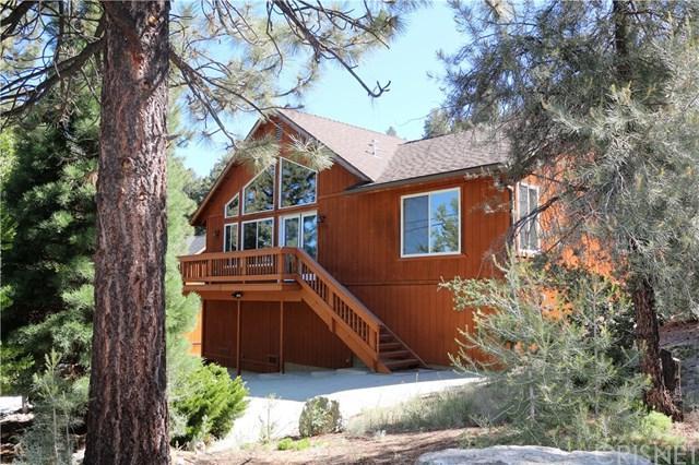 1928 Woodland Drive, Pine Mountain Club, CA 93222 (#SR19159523) :: Team Tami