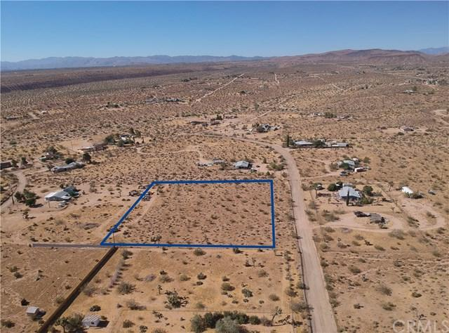 0 Ripon, Yucca Valley, CA  (#JT19158892) :: Sperry Residential Group
