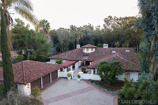 16745 Avenida Arroyo Pasajero, Rancho Santa Fe, CA 92067 (#190037367) :: Abola Real Estate Group