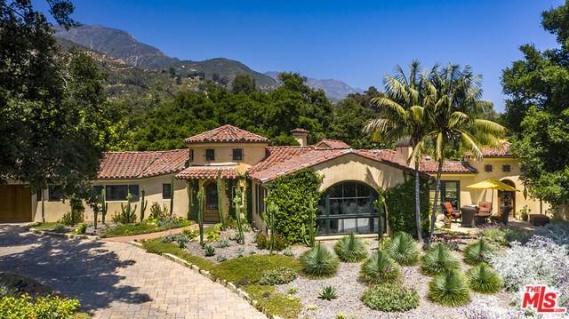 758 Via Manana, Montecito, CA 93108 (#19485110) :: Rogers Realty Group/Berkshire Hathaway HomeServices California Properties