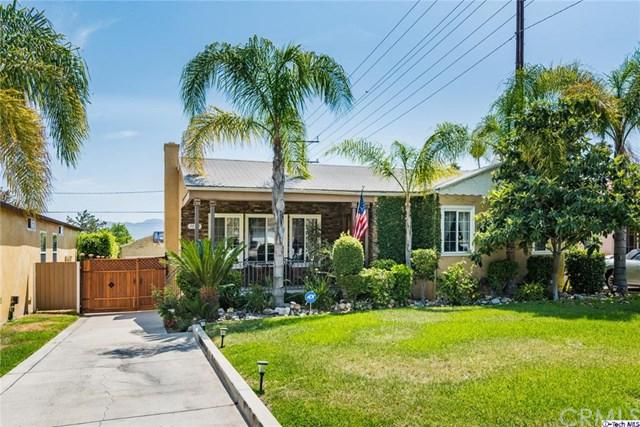 1640 W Kenneth Road, Glendale, CA 91201 (#319002703) :: Fred Sed Group