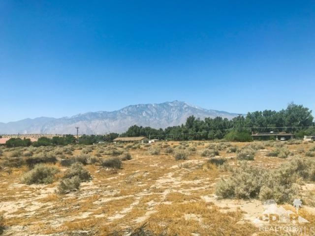 0 20th, Desert Hot Springs, CA 92241 (#219018779DA) :: Sperry Residential Group
