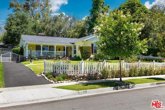 1173 Beverly Way, Altadena, CA 91001 (#19486066) :: Fred Sed Group
