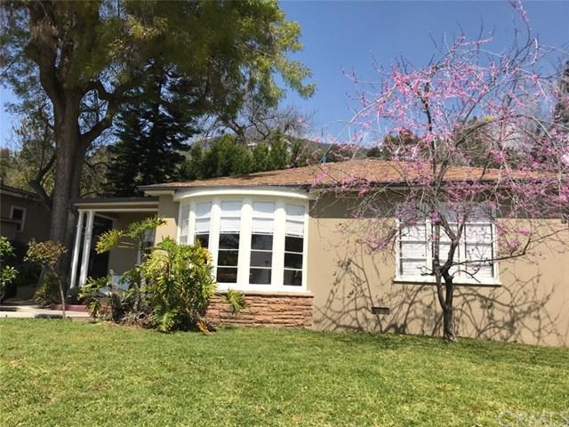 245 Sturtevant Drive, Sierra Madre, CA 91024 (#AR19161089) :: RE/MAX Empire Properties