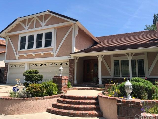 18164 Guildford Lane, Porter Ranch, CA 91326 (#SR19161017) :: The Parsons Team