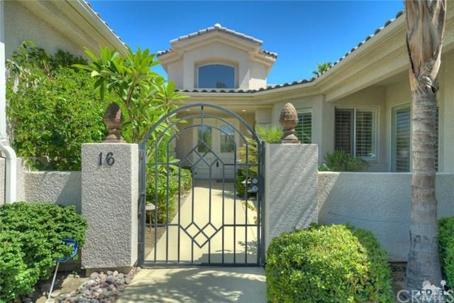 16 Trafalgar, Rancho Mirage, CA 92270 (#219018753DA) :: J1 Realty Group