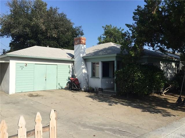 5916 Rosemead Boulevard, Temple City, CA 91780 (#AR19161322) :: Bob Kelly Team