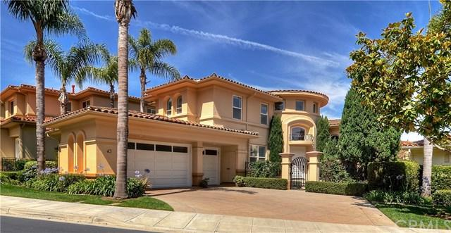 43 Silver Pine Drive, Newport Coast, CA 92657 (#NP19160342) :: Upstart Residential