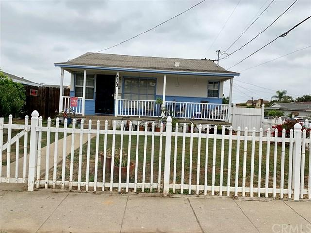 4103 W 132 Street, Hawthorne, CA 90250 (#IN19161530) :: Keller Williams Realty, LA Harbor