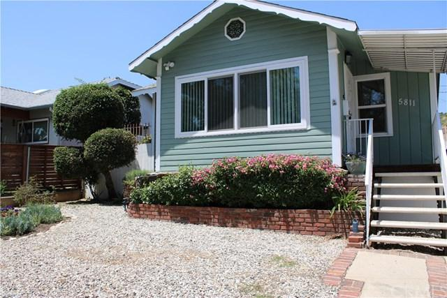 5811 Fayette Street, Highland Park, CA 90042 (#IV19161521) :: Bob Kelly Team