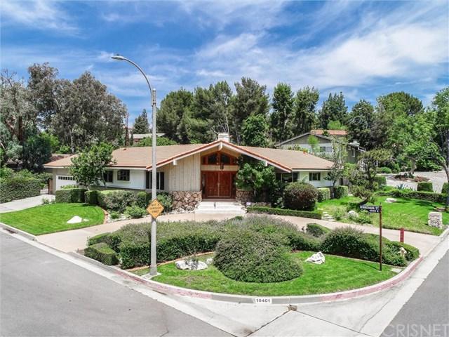 10401 Wystone Avenue, Porter Ranch, CA 91326 (#SR19158733) :: The Parsons Team