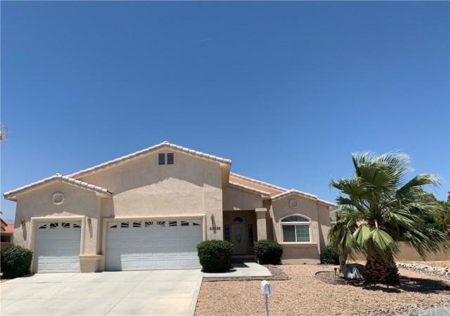 64586 Brae Burn Avenue, Desert Hot Springs, CA 92240 (#JT19161664) :: OnQu Realty