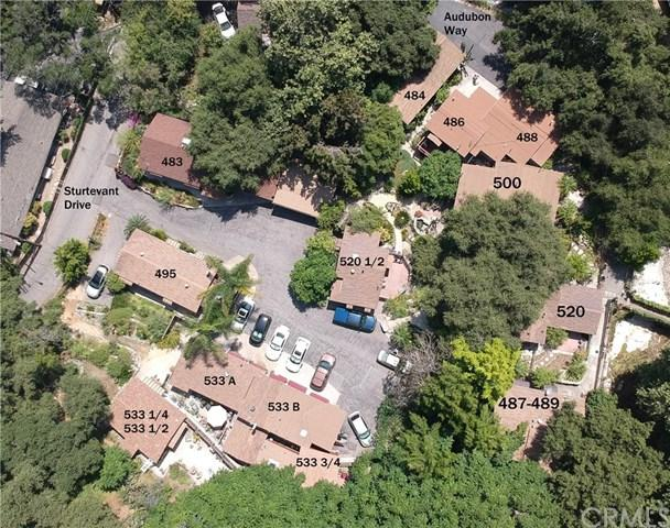 483 Sturtevant Drive, Sierra Madre, CA 91024 (#WS19160195) :: RE/MAX Empire Properties