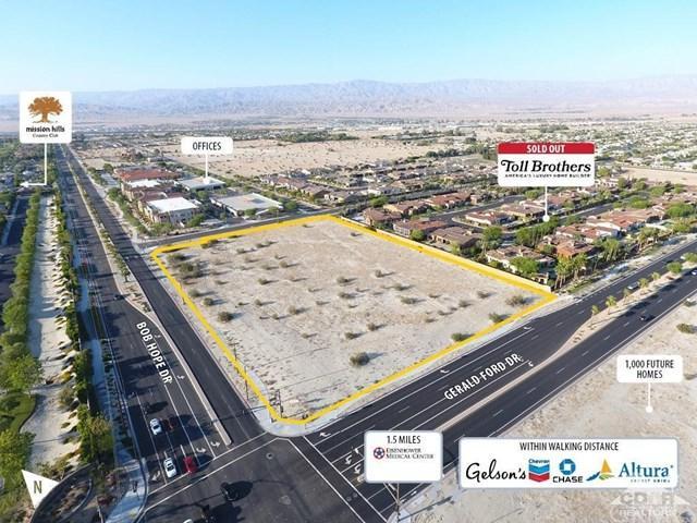 Bob Hope Drive, Rancho Mirage, CA 92270 (#219018855DA) :: J1 Realty Group