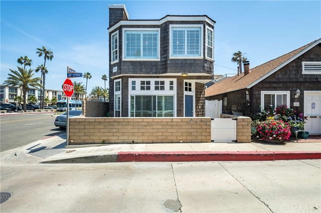 128 25th Street, Newport Beach, CA 92663 (#OC19162384) :: Fred Sed Group