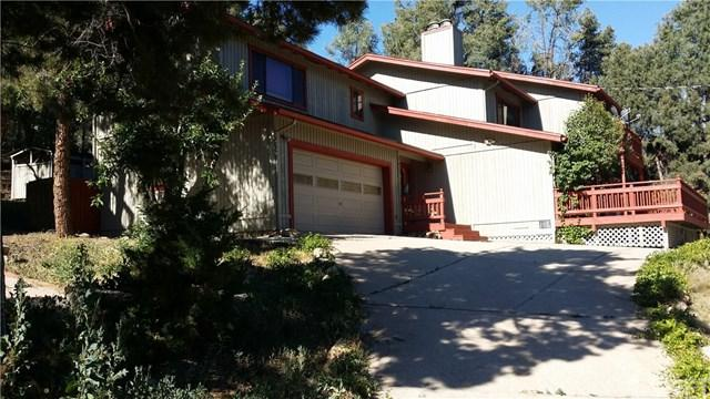 16501 Grizzly Drive, Pine Mountain Club, CA 93222 (#SR19162515) :: Team Tami