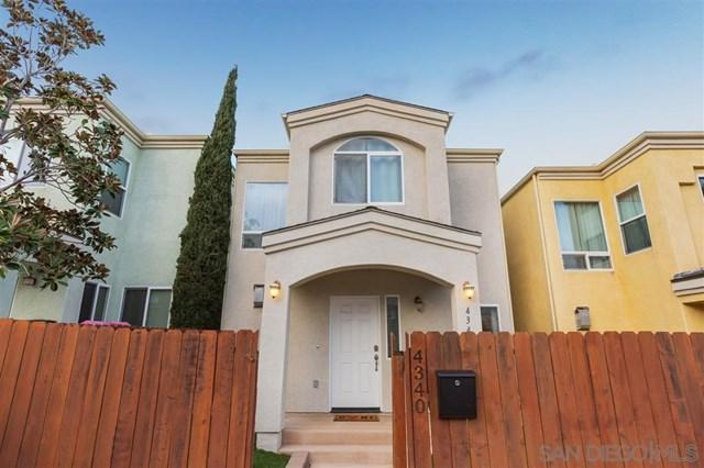 4340 Mentone St, San Diego, CA 92107 (#190037786) :: Fred Sed Group