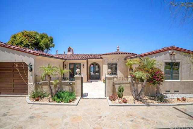 253 Rocky Point Road, Palos Verdes Estates, CA 90274 (#PV19162775) :: The Miller Group