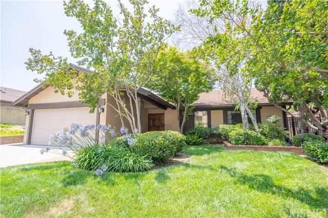 11547 Yolanda Avenue, Porter Ranch, CA 91326 (#SR19163030) :: The Parsons Team