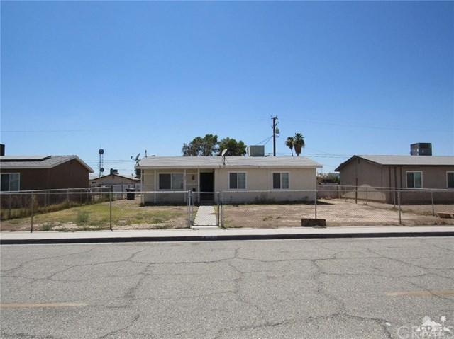 401 2nd Street, Blythe, CA 92225 (#219018973DA) :: Fred Sed Group