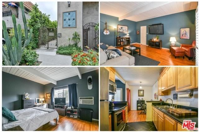 12014 Kling Street #11, Valley Village, CA 91607 (#19486504) :: Keller Williams | Angelique Koster