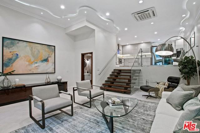 1131 Alta Loma Road #606, West Hollywood, CA 90069 (#19484628) :: Powerhouse Real Estate