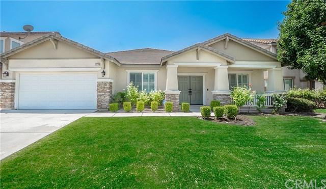 12705 Thornbury Lane, Eastvale, CA 92880 (#DW19163294) :: Mainstreet Realtors®