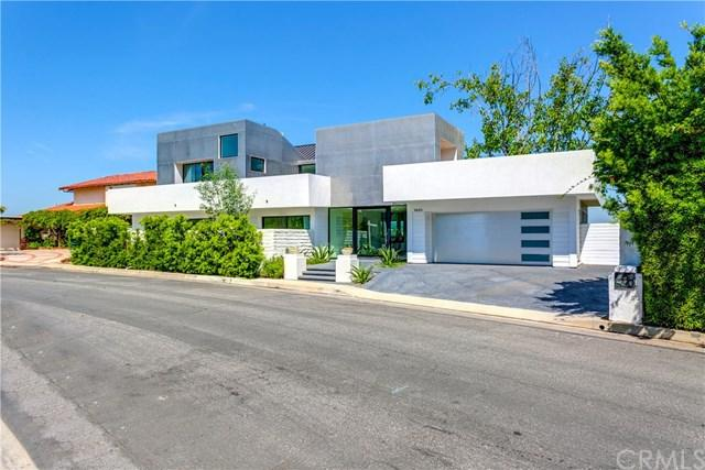 9653 Highridge Drive, Beverly Hills, CA 90210 (#AR19163257) :: Fred Sed Group