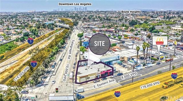 1235 Eastern, East Los Angeles, CA 90022 (#AR19163621) :: Team Tami