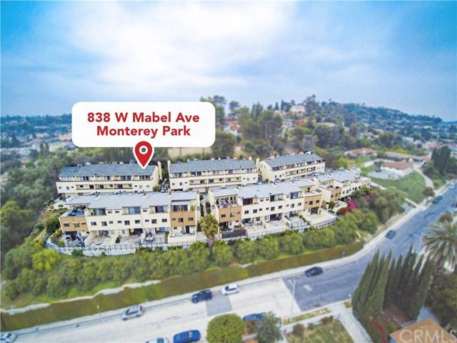 838 W Mabel Avenue A, Monterey Park, CA 91754 (#AR19163173) :: The Miller Group